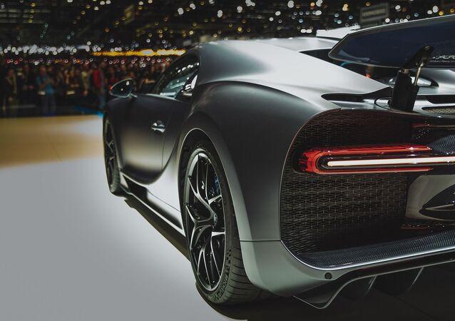 Un Bugatti Chiron