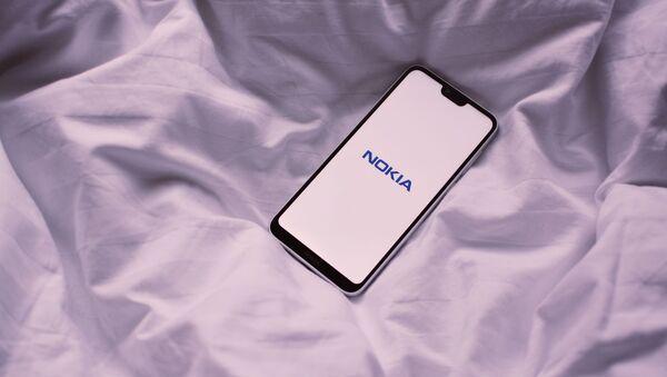 El smartphone Nokia - Sputnik Mundo