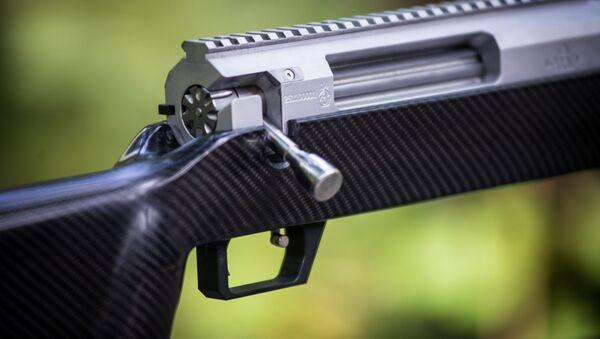 Un fusil de francotirador - Sputnik Mundo