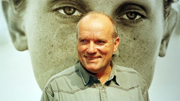 Peter Lindbergh, fotógrafo de moda y director de cine alemán - Sputnik Mundo