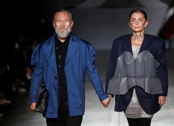 La Semana de la Moda Ucraniana celebra la sensualidad por todo lo alto - Sputnik Mundo