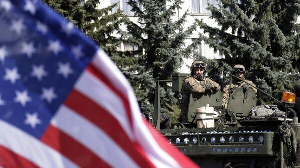 Soldados del Ejército de EEUU (archivo) - Sputnik Mundo
