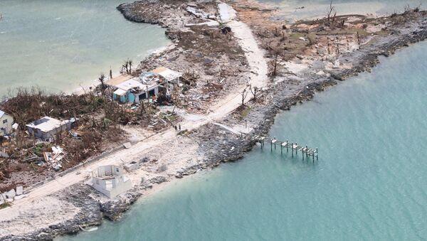 Las consecuencias del huracán Dorian en las Bahamas - Sputnik Mundo
