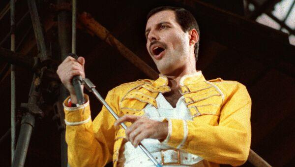Mr. Bad Guy: Freddie Mercury cumpliría hoy 73 años - Sputnik Mundo