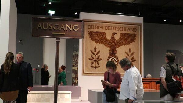 'Diseño del Tercer Reich', una polémica exposición se inaugura en Holanda - Sputnik Mundo