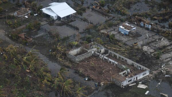 Consecuencias del huracán Dorian - Sputnik Mundo