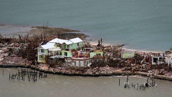 Las consecuencias tras el paso del huracán Dorian - Sputnik Mundo