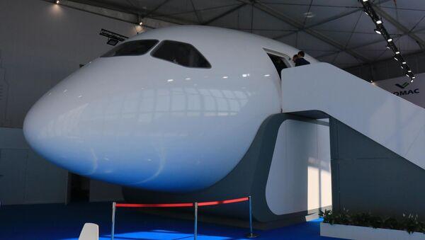El avión comercial CR929 - Sputnik Mundo