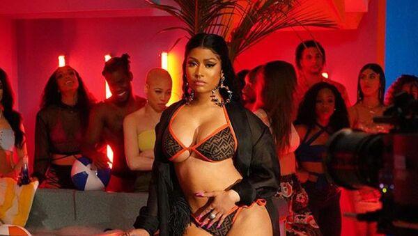 Nicki Minaj, cantante estadounidense - Sputnik Mundo