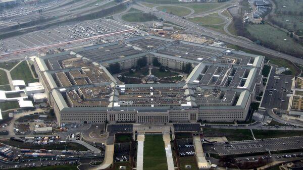 Pentágono, el Departamento de Defensa de EEUU - Sputnik Mundo