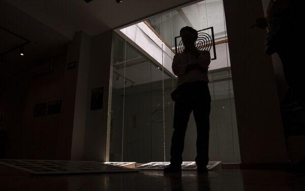 Rubén Pax, fotógrafo mexicano con más de 50 años de trayectoria en su exposición en el Museo de la Fotografía de la ciudad de México - Sputnik Mundo