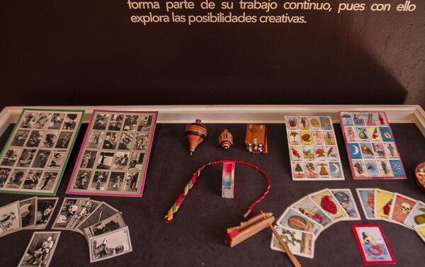 Proyecto fotográfico 'lotería de los trabajadores' elaborado por Rubén Pax, fotógrafo mexicano con más de 50 años de trayectoria - Sputnik Mundo