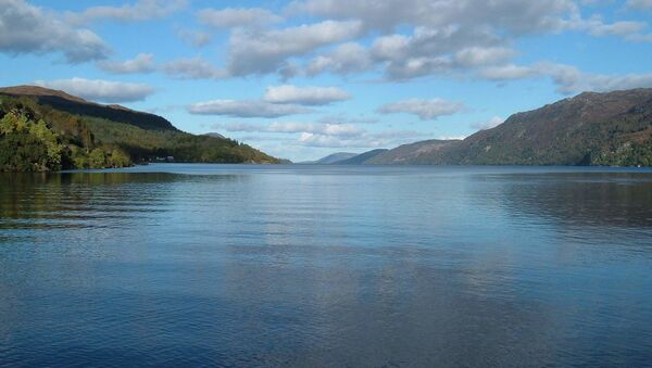 El lago Ness en Escocia - Sputnik Mundo