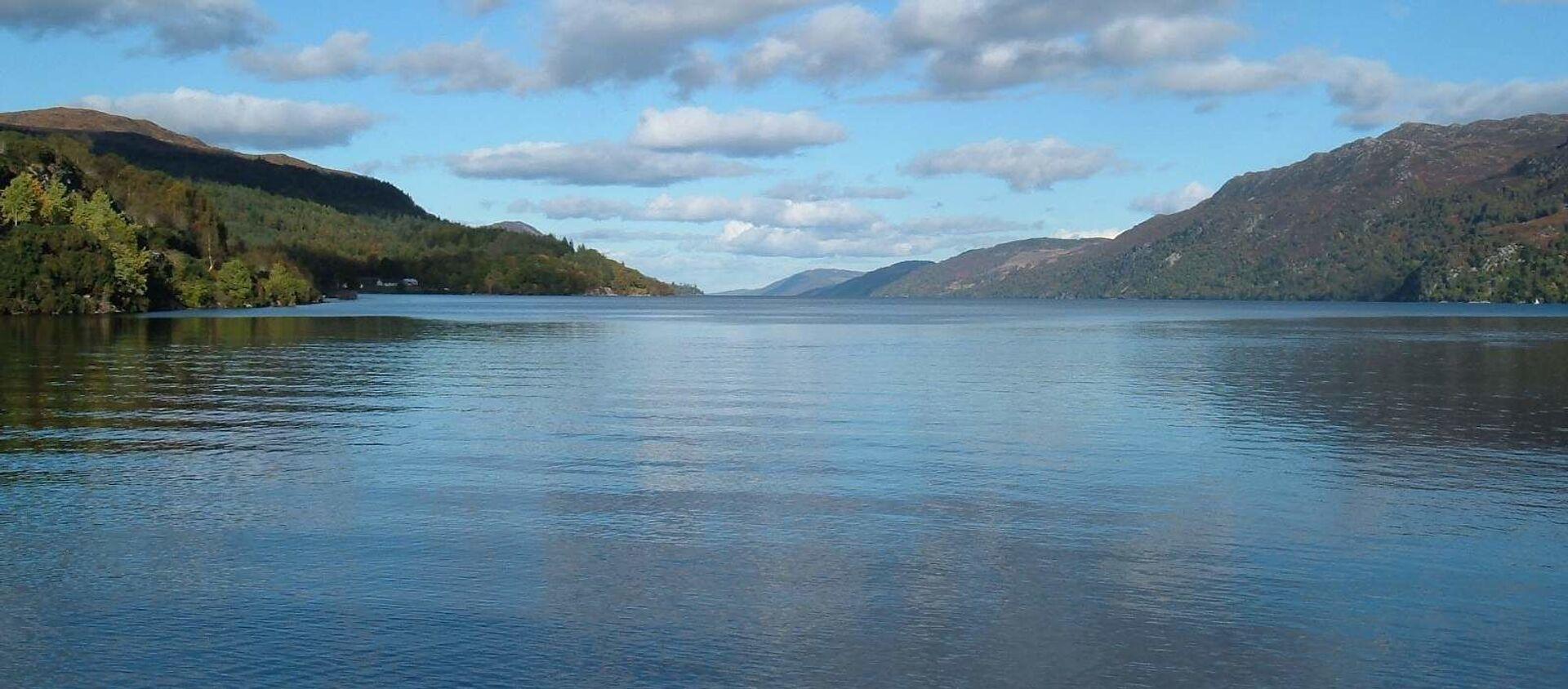 El lago Ness en Escocia - Sputnik Mundo, 1920, 16.09.2020