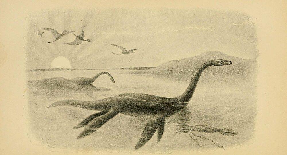 Un plesiosaurios