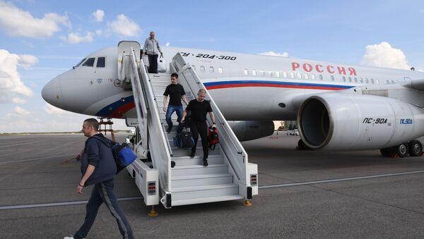 La liberación de presos entre Rusia y Ucrania - Sputnik Mundo