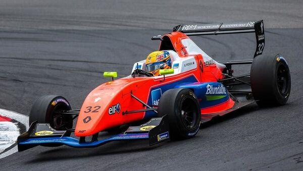 Alex Peroni, piloto australiano - Sputnik Mundo