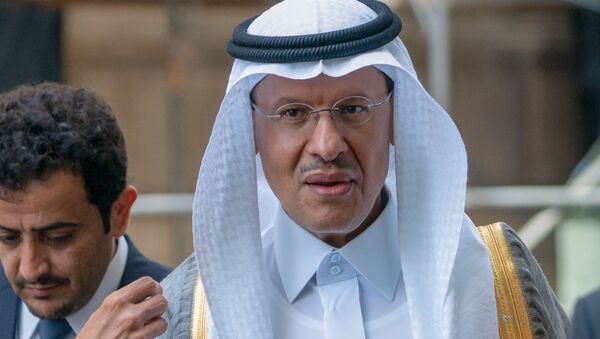 Abdulaziz bin Salman Al Saud, ministro de Energía de Arabia Saudí - Sputnik Mundo