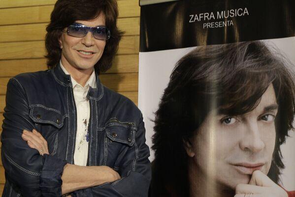 Camilo Sesta, cantante español - Sputnik Mundo
