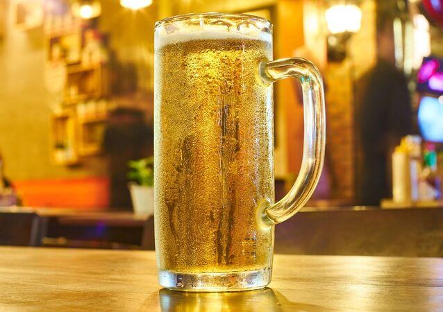 Cerveza, imagen referencial