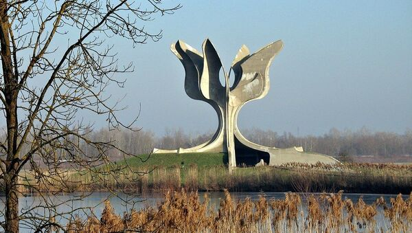 Сomplejo conmemorativo de Jasenovac - Sputnik Mundo