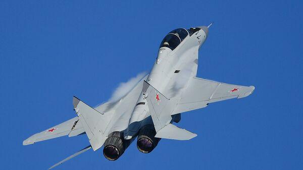 Caza ruso de la generación 4++, MiG-35 - Sputnik Mundo