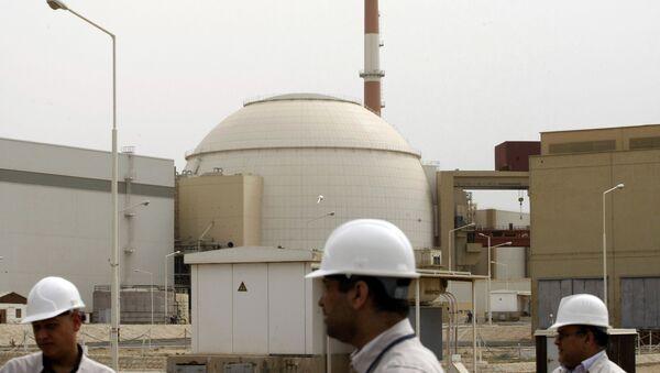 Una planta nuclear de Irán (archivo) - Sputnik Mundo