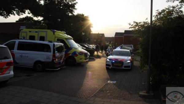 La situación tras el tiroteo en Dordrecht, Paises Bajos - Sputnik Mundo