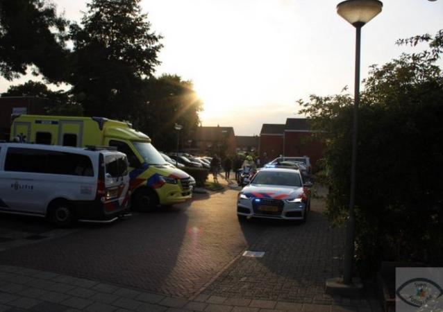 La situación tras el tiroteo en Dordrecht, Paises Bajos