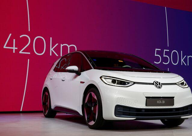 Coche eléctrico ID.3 de Volkswagen