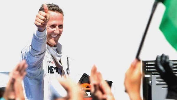 Michael Schumacher, piloto de Fórmula 1 (archivo) - Sputnik Mundo