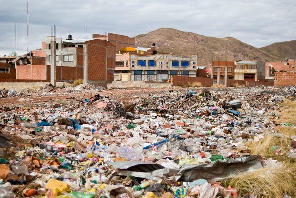 La muerte del Titicaca: cómo agoniza uno de los lagos más hermosos del planeta  - Sputnik Mundo