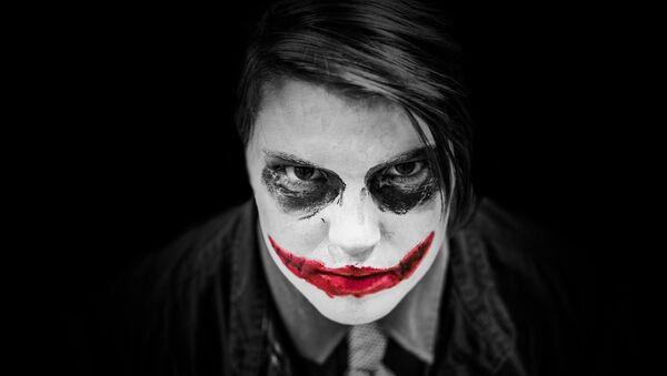 Retrato del Joker (imagen referencial) - Sputnik Mundo