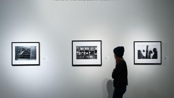 Una de las exposiciones de Robert Frank - Sputnik Mundo