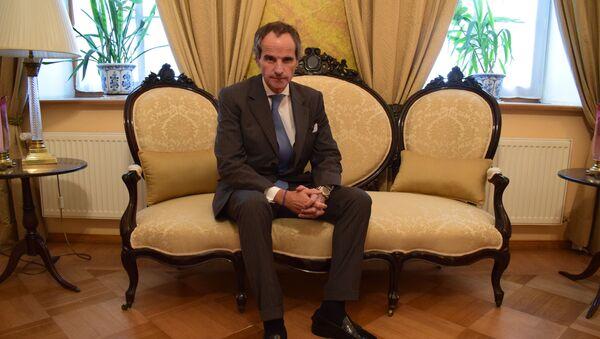 Rafael Grossi, candidato argentino al cargo de director general del OIEA - Sputnik Mundo