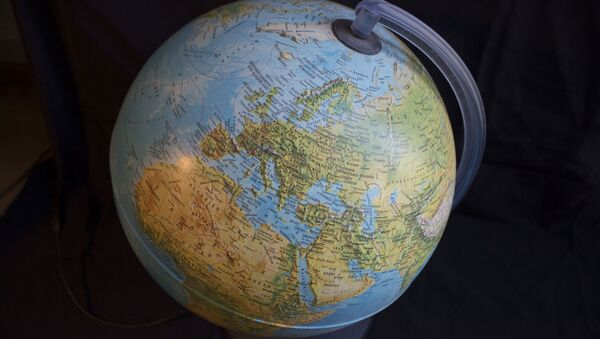 El globo terráqueo - Sputnik Mundo