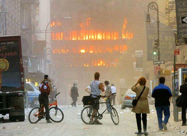 18 años de los atentados del 11-S: la tragedia sigue matando  - Sputnik Mundo