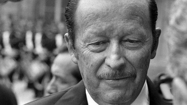 Alfredo Stroessner, exdictador paraguayo - Sputnik Mundo