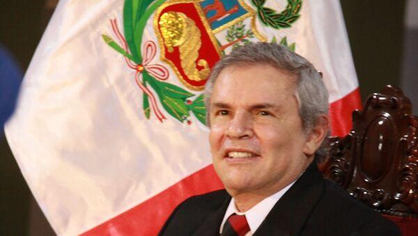 Luis Castañeda Lossio, exalcalde de Lima - Sputnik Mundo