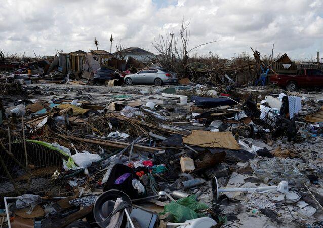 Consecuencias del huracán Dorian en Bahamas
