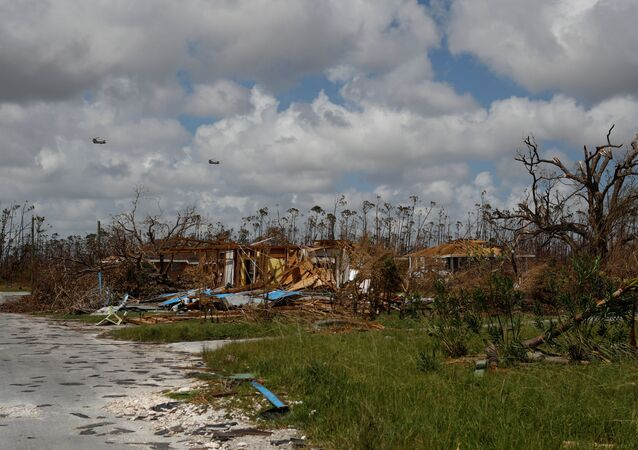Consecuencias del huracán Dorian en las Bahamas