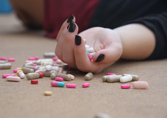 Un suicidio (imagen referencial)