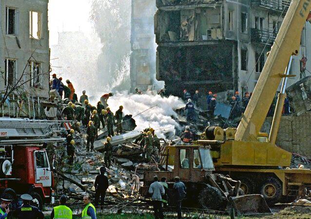 La serie de atentados terroristas que estremeció Rusia y arrebató centenas de vidas