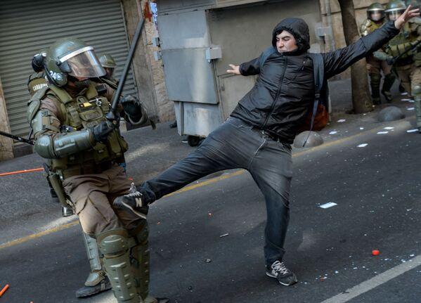 Festivales, pasarelas y protestas: las fotos más coloridas de la semana - Sputnik Mundo
