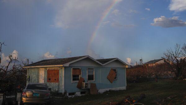 Las consecuencias del huracán Dorian - Sputnik Mundo