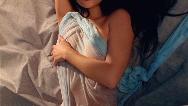 Kylie Jenner participa en una sesión fotográfica para Playboy - Sputnik Mundo