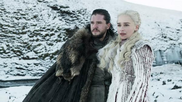 Escena de la serie 'Juego de tronos' de HBO - Sputnik Mundo