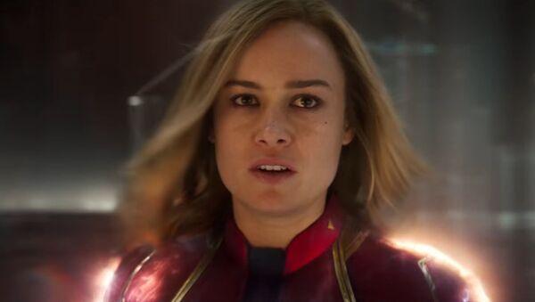 Captain Marvel - Sputnik Mundo