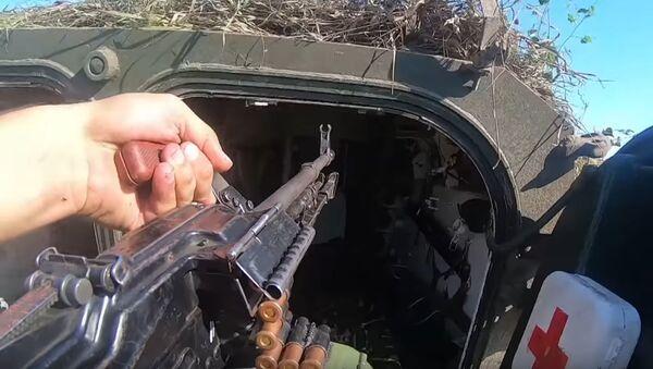 Maniobras militares en Rusia - Sputnik Mundo