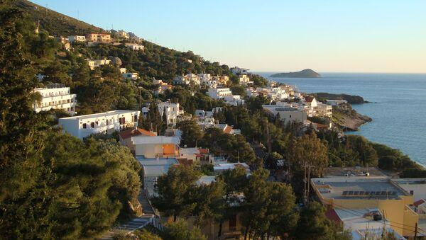 La isla Kalymnos, Grecia - Sputnik Mundo